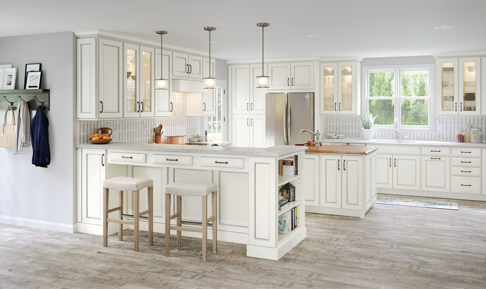 allen + roth Cabinetry Explore Kitchens